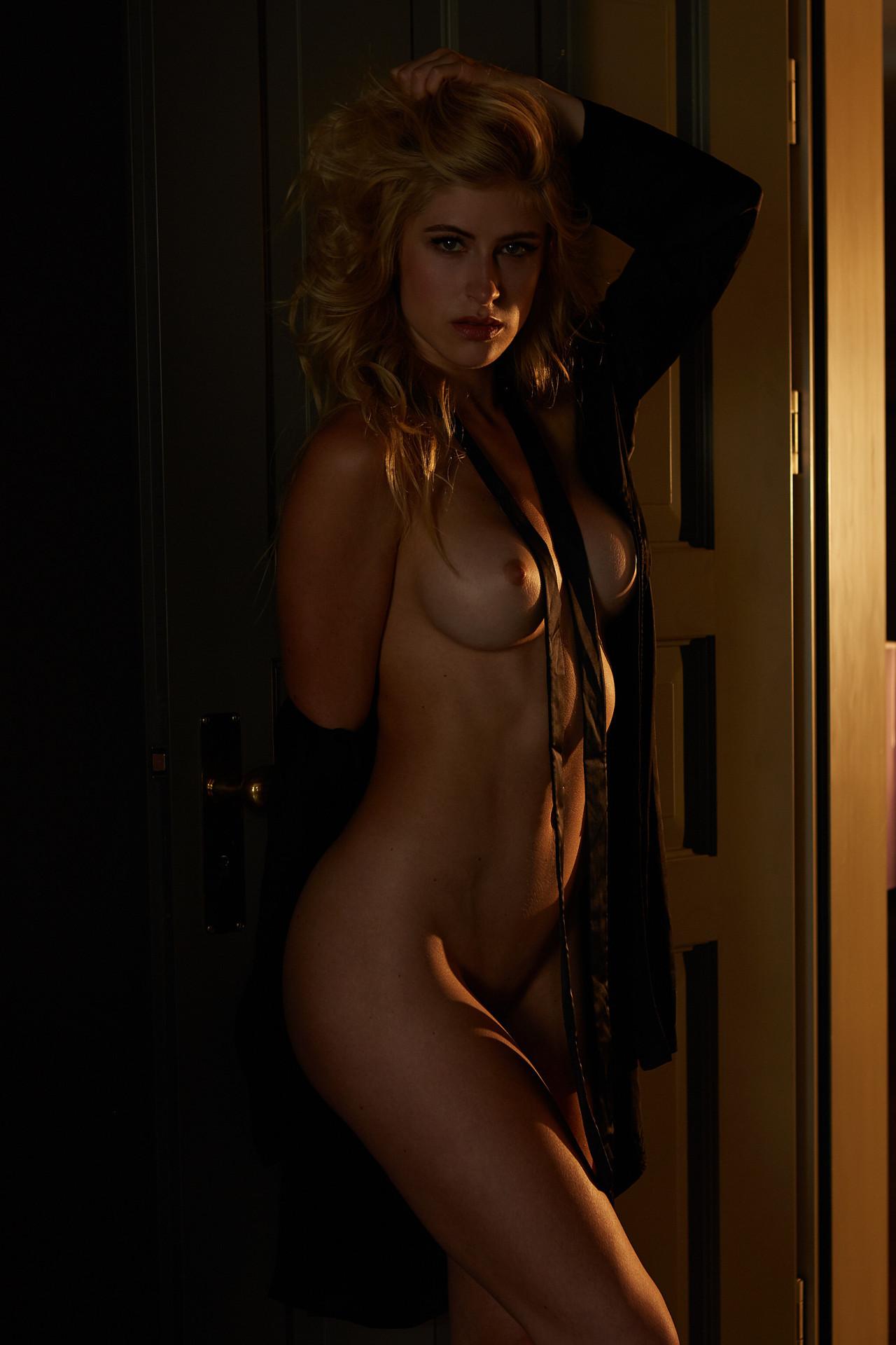 Legendary Lea Playboy