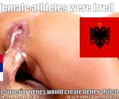 Adriana chechick anal creampie country caption serbia fucks albania