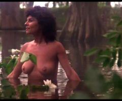 "Adrienne Barbeau Old School Plots ""Swamp Thing"""