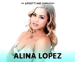 ADULT TIME Alina Lopez Ultimate Lesbian Sex Compilation