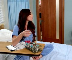 Aidra Fox, Kali Roses – School Nurse Check-Up
