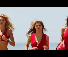 Alexandra Daddario, Ilfenesh Hadera & Kelly Rohrbach In The New Baywatch Trailer