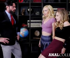 Anal College – Jillian Janson & Lyra Law