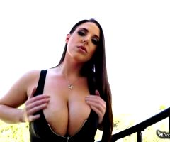 Angela White's Amazing Tits