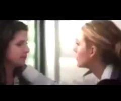 Anna Kendrick And Blake Lively Making Out In A Simple Favor