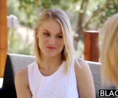 Ash Hollywood And Kate England – Blacked