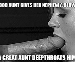 aunts are great