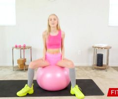 Chanel Shortcake – Barely Legal Fitness Casting