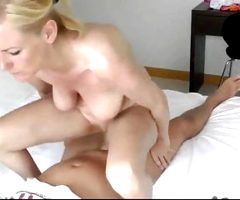 Cheating MILF with Saggy Tits Pounded by Stranger
