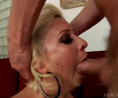 cherry torn gasp gag and gape 3