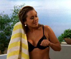 Christine Taylor Bikini Plot On Friends