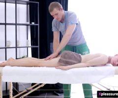 Cloe – Rub A Teen – Rubbing One Out GIF