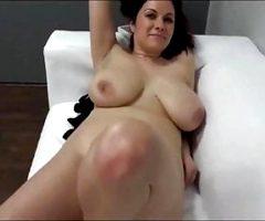 Cute Karolina Casting Fuck