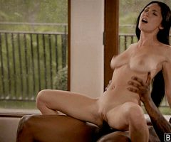 Cyrstal Rae – 18 Years Old Tries Her First Interracial – Blacked