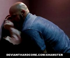 DeviantHardcore – Redhead Gets Her Holes Violated