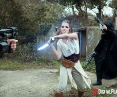 DigitalPlayground – Star Wars – The Last Temptation A DP XXX Parody