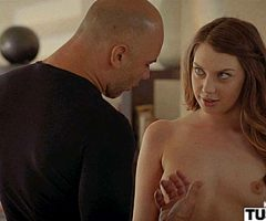 Elena Koshka Young Model Gives Up Her Butt Tushy
