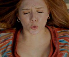 Elizabeth Olsen Has Intense Expressions