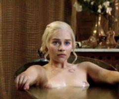 Emilia Clarke- Game Of Thrones