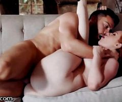 EroticaX – Lesbian Wants A Creampie To Get Pregnant