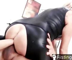 Extreme Anal Destruction For Sindy Rose and Brittany Bardot