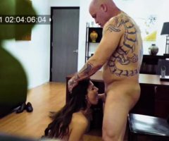 Fantasy Massage – Becky Bandini – Office Harassment Caught On Tape