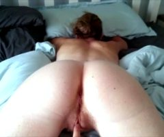 Fingered From Behind