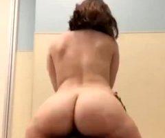 Fucking In The Mall Bathroom