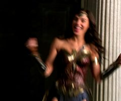 Gal Gadot – Higher Quality Wonder Woman Spin