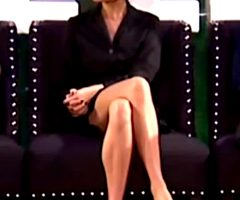 Gal Gadot Is So Hot She Has To Check Out Her Own Legs