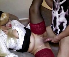 German Big Tits Step Mom love to Fuck Young son