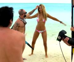 Gigi Hadid Dancing
