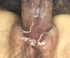Giving My Friend's Girlfriend A Load: He Enjoys Cleaning Us Up After