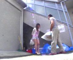 Haruki Sato – Sex-Deprived Wife From Next Door