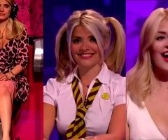 Holly Willoughby Collage