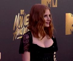 Jessica Chastain – MTV Movie Awards