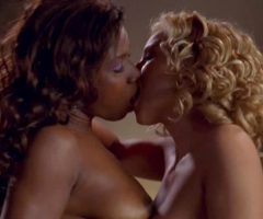 Jessica Collins And Nicki Micheaux In The Ranch