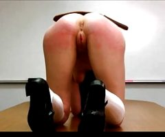 Kajira Punished by The Dean Full-Edit