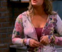 Kaley Cuoco's Toned Plot – The Big Bang Theory S07E11