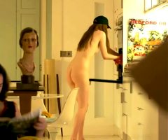 "Karen Gillan Naked Plot In ""Not Another Happy Ending"""