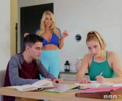 Katie Morgan – Mommy Fucked My Study Buddy