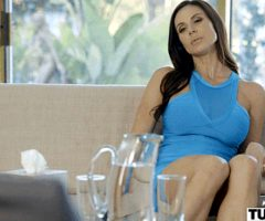 Kendra Lust Her First Anal Scene Tushy