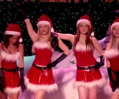 Lacey Chabert, Rachel McAdams, Lindsay Lohan And Amanda Seyfried