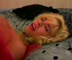 Lazy Sunday Post; Tiffany Towers GIF From VHS Rip