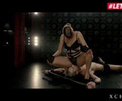 LETSDOEIT – Hot Fetish Sex With Serbian Blonde MILF