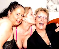 LETSDOEIT – Mature Lesbian Sex with Hot German Grannies