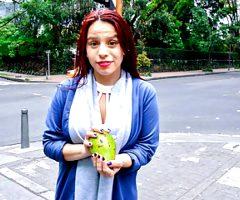 LETSDOEIT – Perky Tits Latina Picked Up From The Market