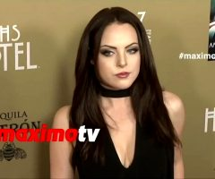 Liz Gillies Knows You Are Watching Her. And She Likes It.