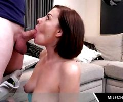 Lovely Rough Doggystyle With My Milf Girlfriend