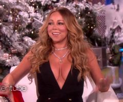 Mariah Carey On Ellen